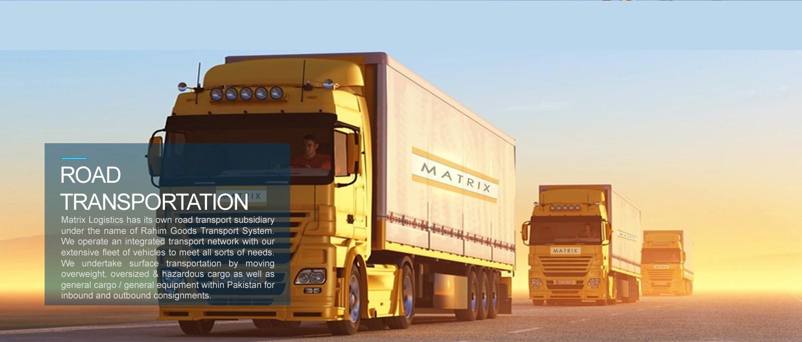 Matrix Logistics International Freight Forwarders